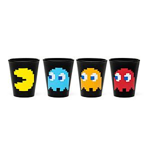 Pac-Mac shot glasses