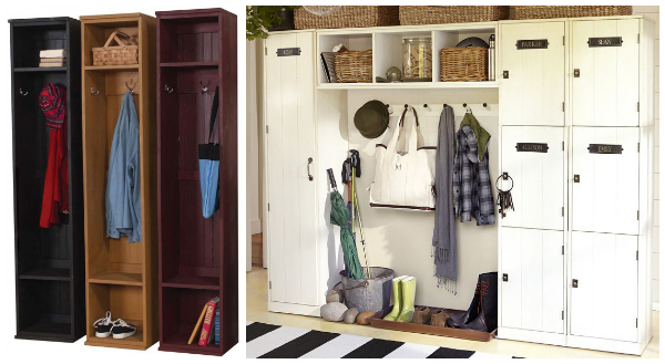 Tips for mudroom organization