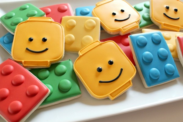 cookie day- colorful cookies