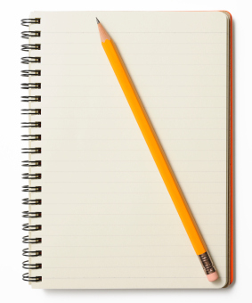 pencil-and-notebook