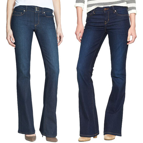 allParenting boot cut jean recommendations