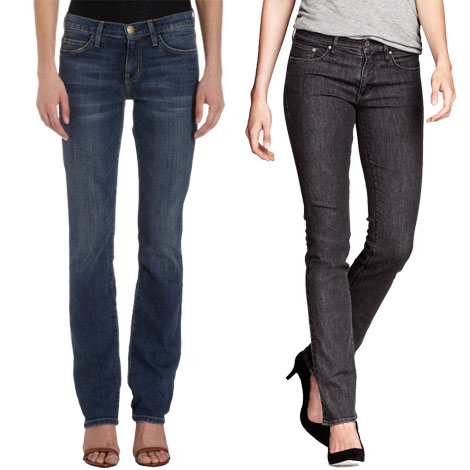 allParenting straight leg jean recommendations