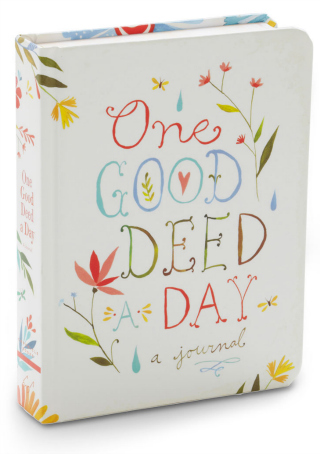 One Good Deed a Day Journal