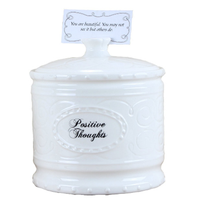 Positive Thoughts Jar