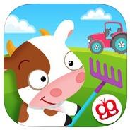 Happy Little Farmer app