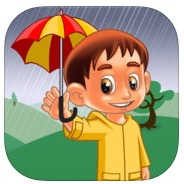 Science apps- Kid Weather