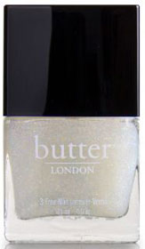 Winter nail polishes 2014- Frilly Knickers