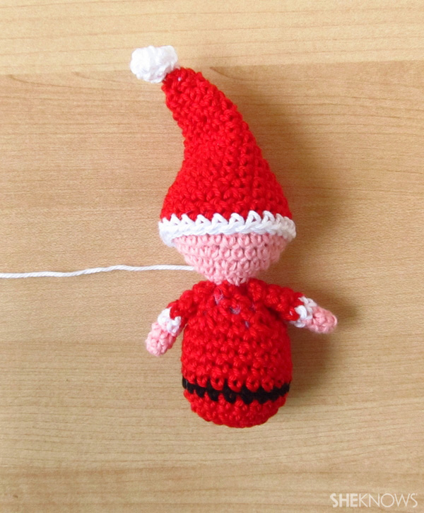 A merry crochet Christmas!