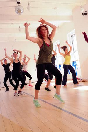 Dance yourself thin!