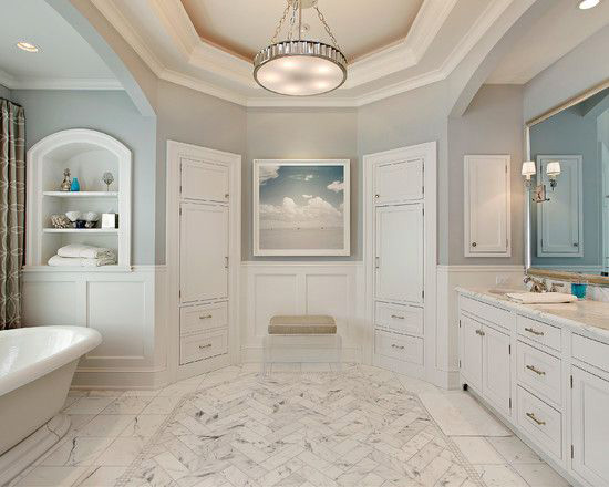 Bathroom design trends for 2014 for Latest bathroom remodels