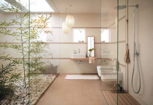 Bathroom design trends for 2014 - New bathroom designs in trends ...