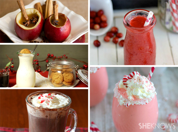5 Cold-weather drinks for a child's birthday party