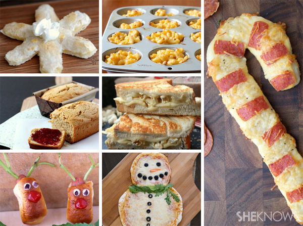 7 Wintery, kid-friendly birthday party lunches