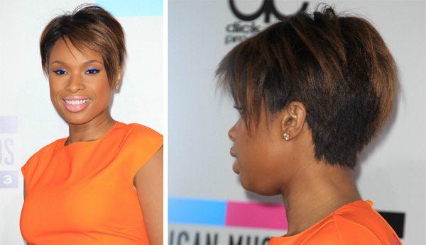 Celeb Hairstyle of the Week: Jennifer Hudson