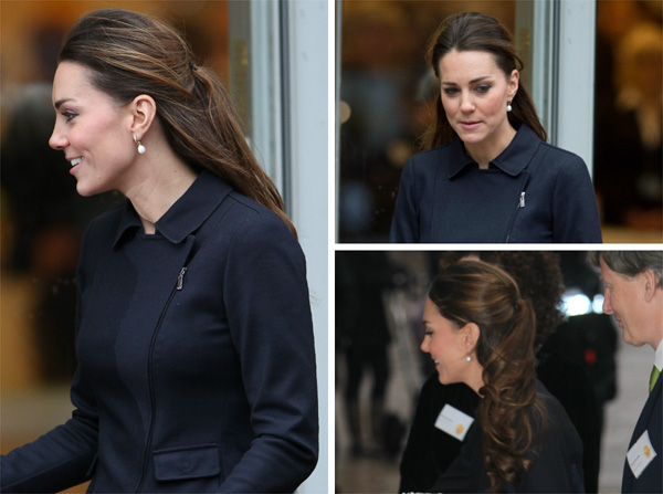 Celeb Hairstyle of the Week: Kate Middleton