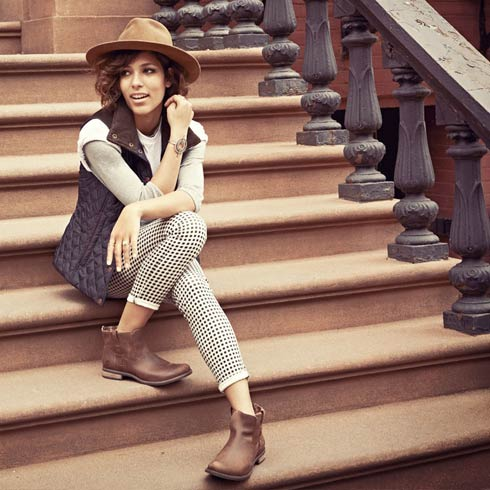 Enter to win Christina Caradona's favorite Timberland boots and more!