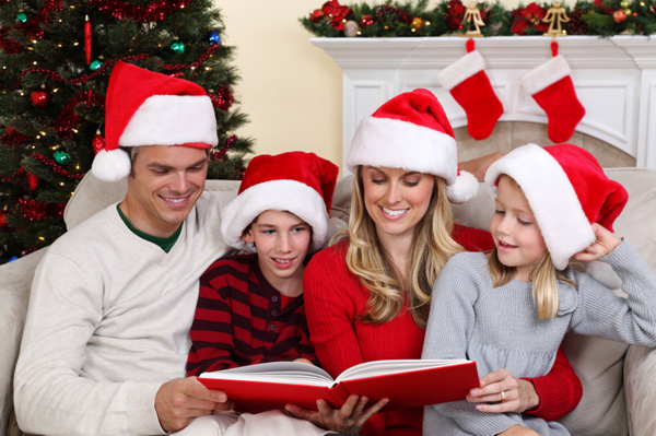 Christmas Eve traditions for the whole family