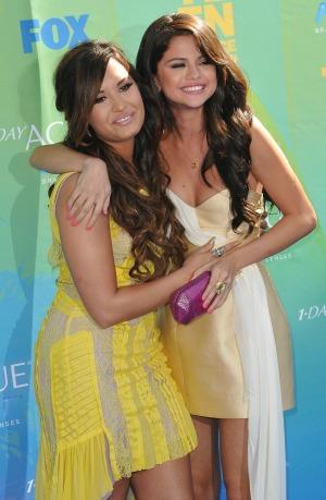 BFF Selena Gomez helped her through it