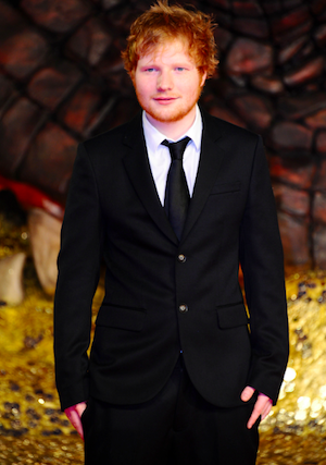 Sheeran knows how to party