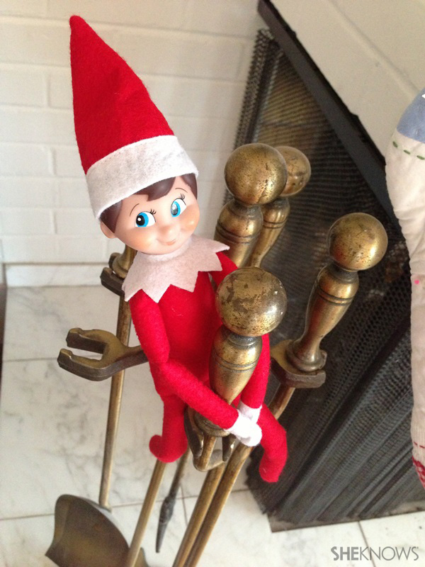 elf fireplace tools