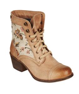 Feminine boots -- (Delia's, $45)
