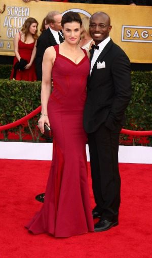 Idina Menzel and husband Taye Diggs split