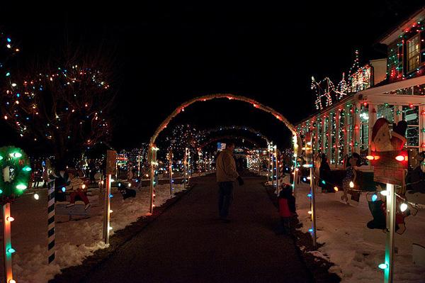 Koziar's Christmas Village – Bernville, PA