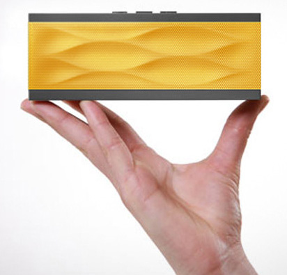 JAMBOX wireless speaker/speakerphone