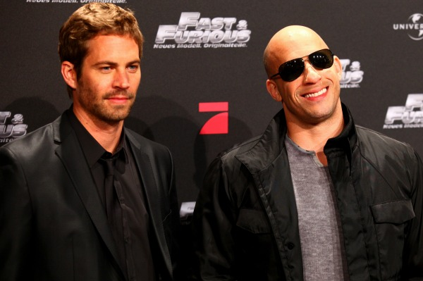 Ludacris, Vin Diesel mourn Paul Walker