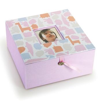 Pearhead keepsake box