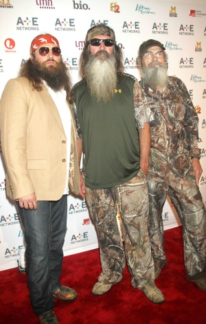 Phil Robertson is telling Americans they need more God in their lives