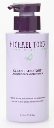 Product review: Michael Todd cleanse and tone