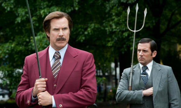 Embracing your inner Ron Burgundy
