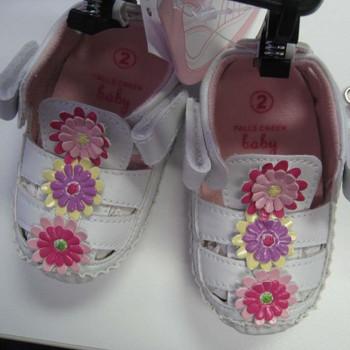 Recalled baby sandals