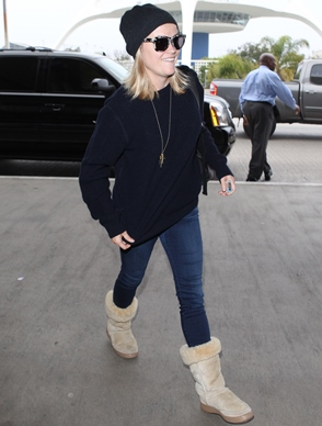 Reese Witherspoon's UGGS