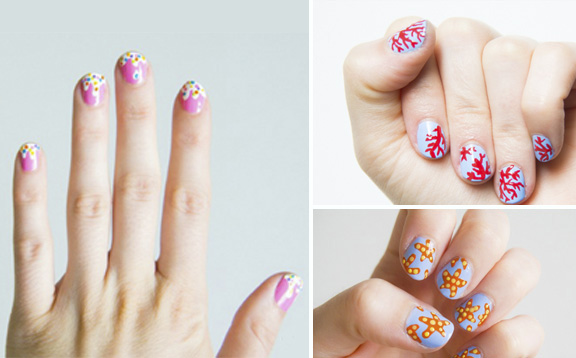 Summery nail art | Sheknows.com