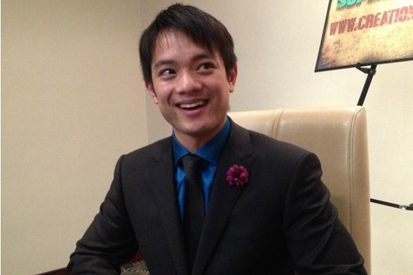 Supernatural's Osric Chau says goodbye to Kevin