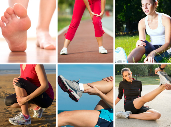 The 6 most common running injuries