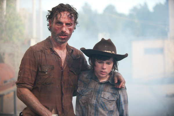 Now what? The Walking Dead Season 4 midseason finale destroys everything