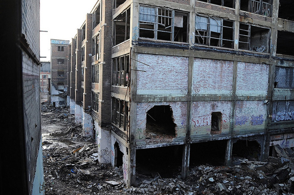 Packard Automotive Plant, Michigan