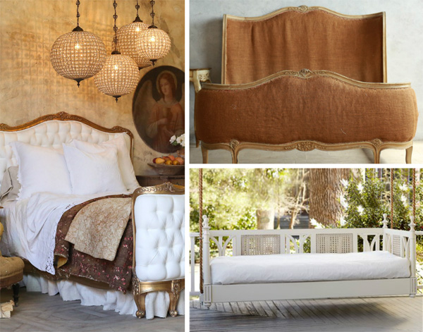 12 Totally over the top beds for your love nest