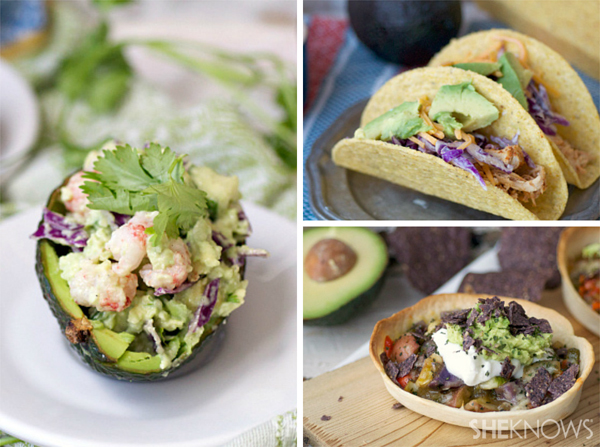 3 skinny avocado recipes from SheKnows.com
