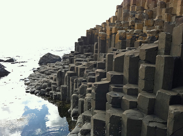 The Giant's Causeway, Ireland