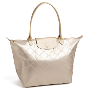 Longchamp Large Shoulder Tote