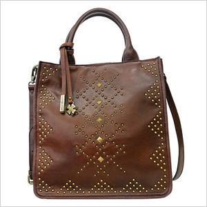Dover Leather Tote Bag