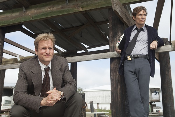 True Detective Hart and Cohle