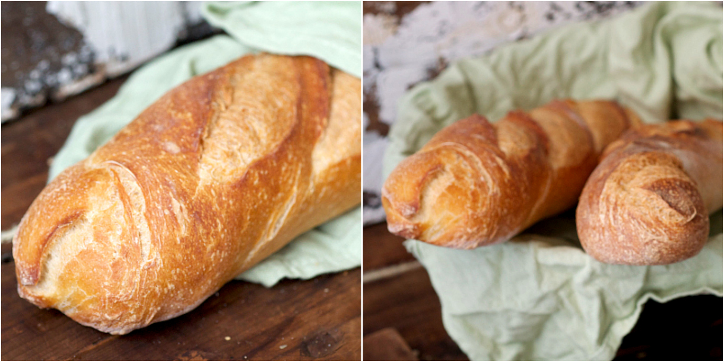 How to make the perfect loaf of french bread