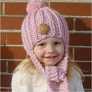 Pink bonnet hat | Sheknows.com
