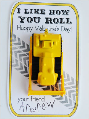 I like how you roll valentine | Sheknows.com