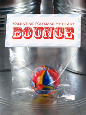 You make my heart bounce valentine | Sheknows.com